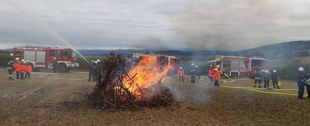 24 Stunden-Action-Day der Feuerwehrjugend